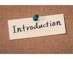 راهنمای نگارش و ترجمه مقدمه مقاله (Introduction)