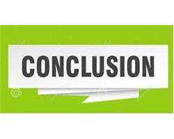 راهنمای نگارش بخش نتیجه گیری (conclusion) مقاله