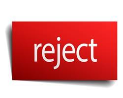 دلایل عمده ریجکت (Reject) مقالات چیست؟  پس از ریجکت مقاله چه باید کرد؟